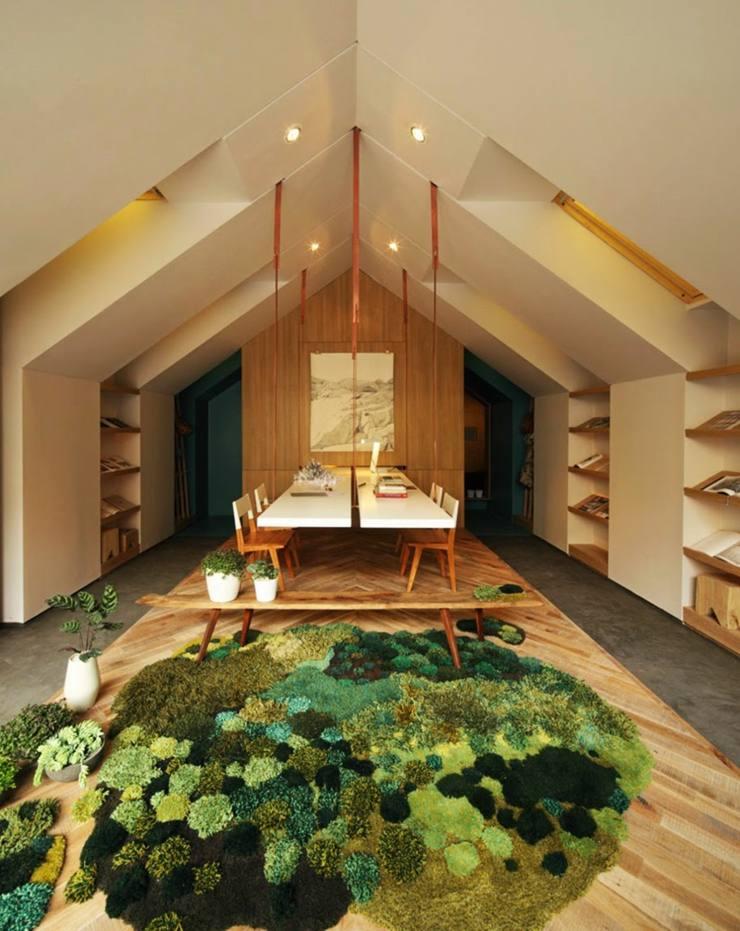 Casa FOA 2012 interior