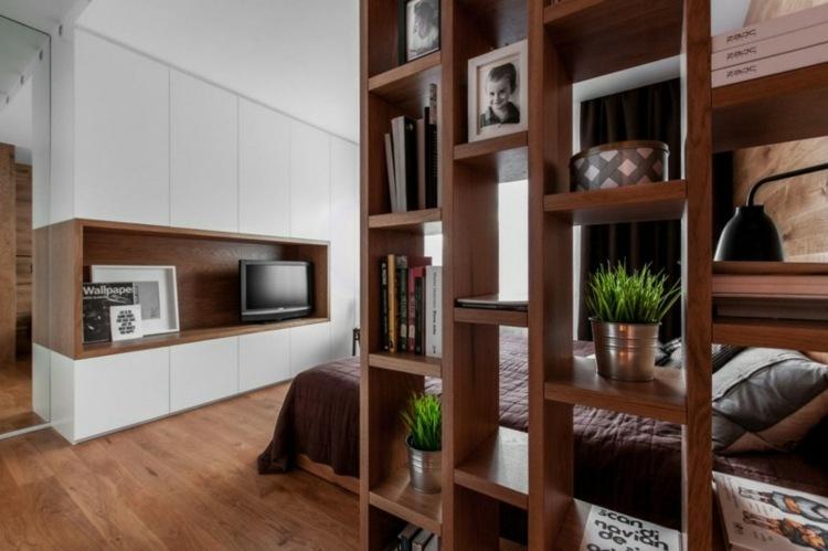 diseños modernos muebles salon moderno