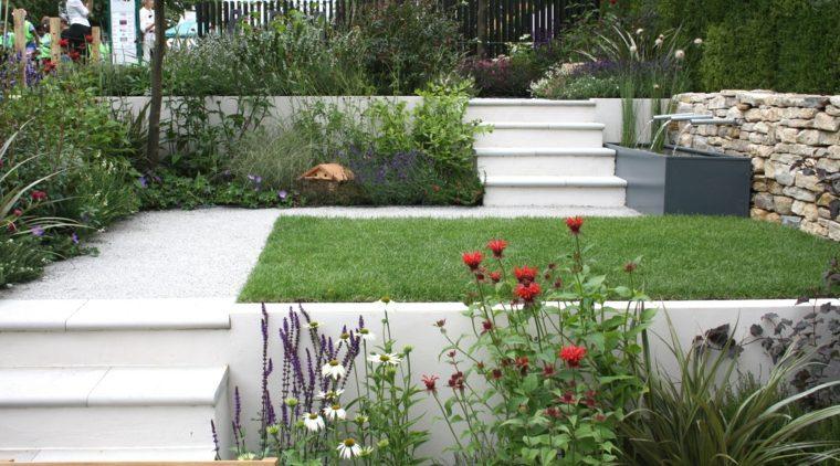 diseno jardines terrazas espacios harmonia ideas