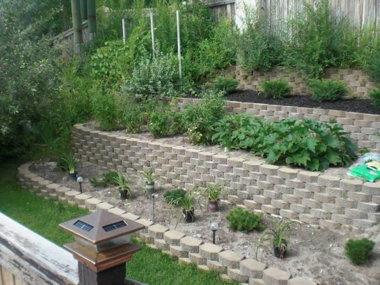 diseno jardines terrazas opciones contruccion original ideas