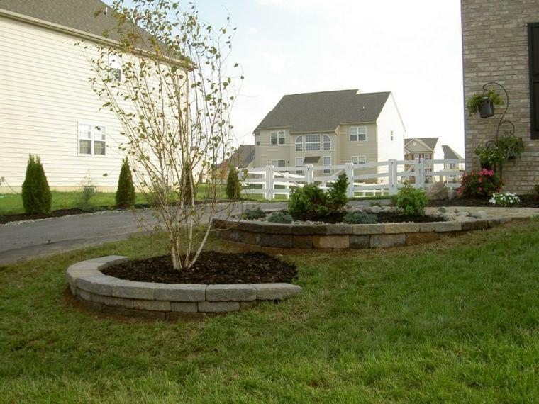 diseno jardines terrazas opciones interesantes ideas