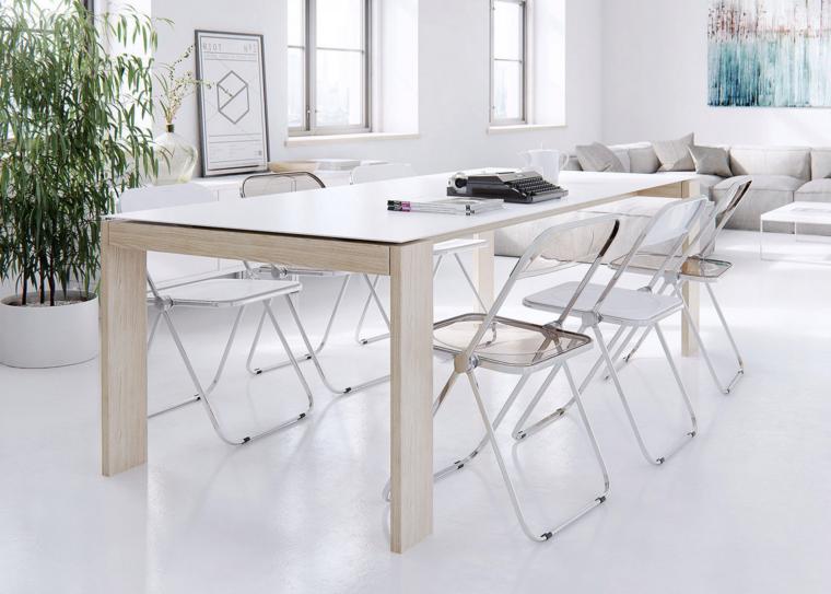 diseño comedor estilo minimalista