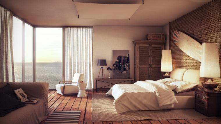 dormitorio moderno diseno interiores opciones ideas