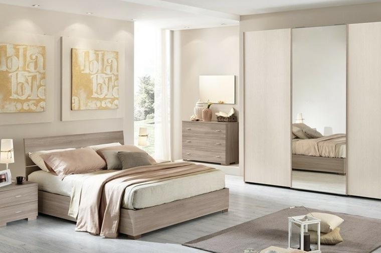 dormitorio moderno opciones espacios luminosos ideas