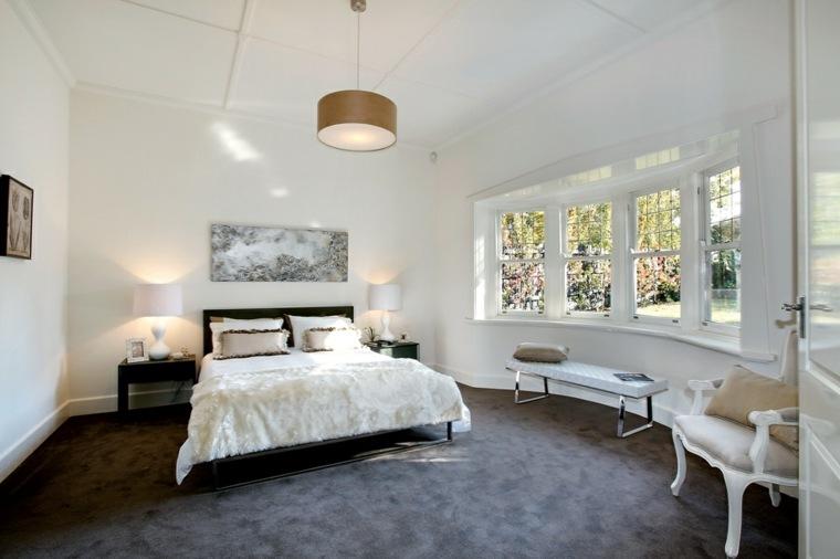 Detalles y mas opciones para decorar el dormitorio moderno - Bancos para dormitorio matrimonio ...