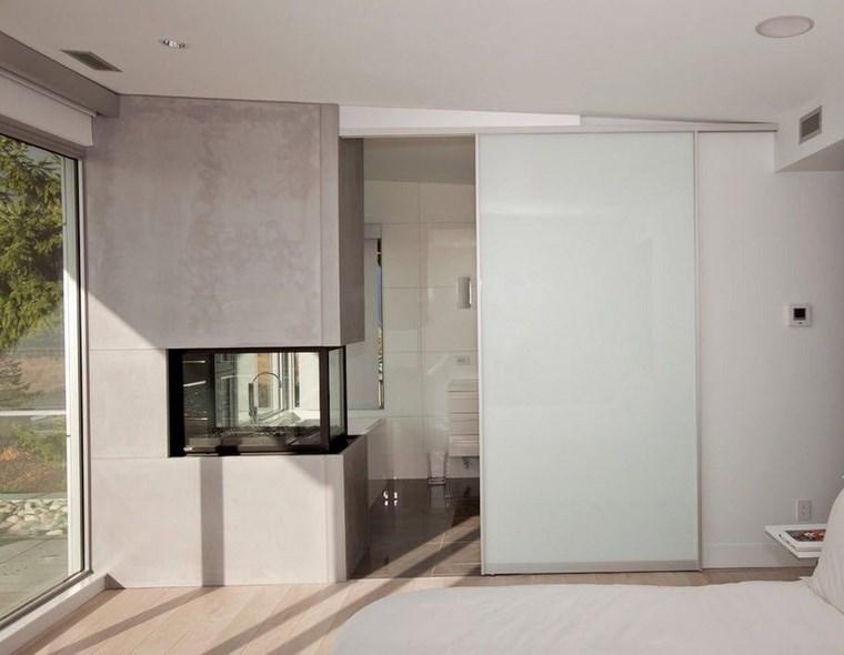 Dormitorios con vestidor y ba o 50 opciones de dise o for Cuarto 4x4 metros