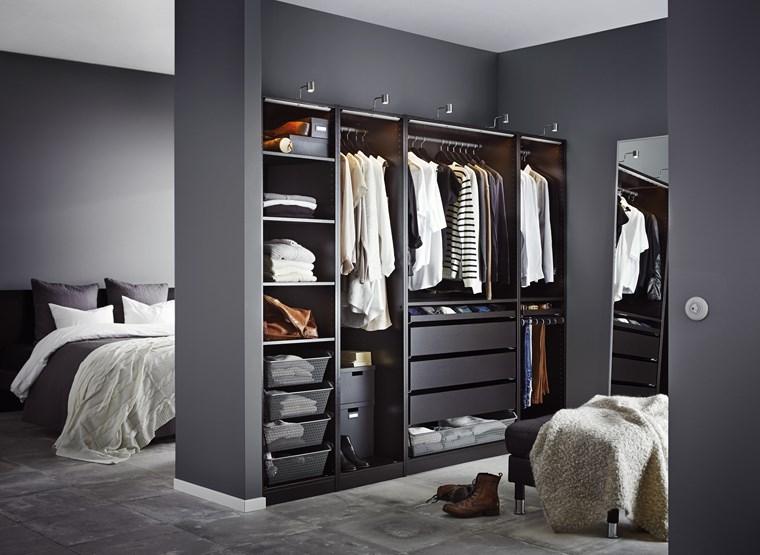 Baños Vestidores Diseno:Dormitorios con vestidor y baño 50 opciones de diseño -