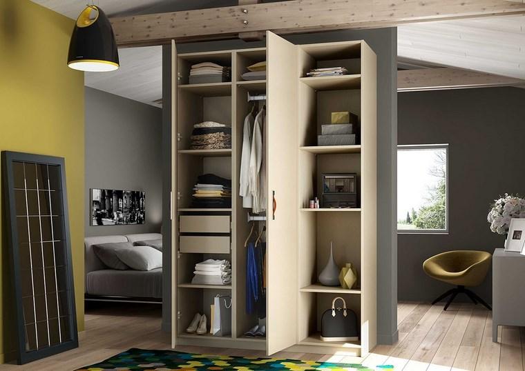 Dormitorios con vestidor y ba o 50 opciones de dise o for Espejos grandes para dormitorios