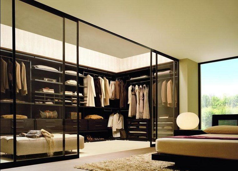 closet ideas for small bedrooms dormitorios con vestidor y ba 241 o 50 opciones de dise 241 o 18475