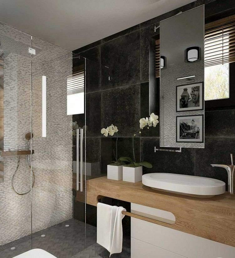 duchas opciones banos pequenos baldos piludos pared ideas