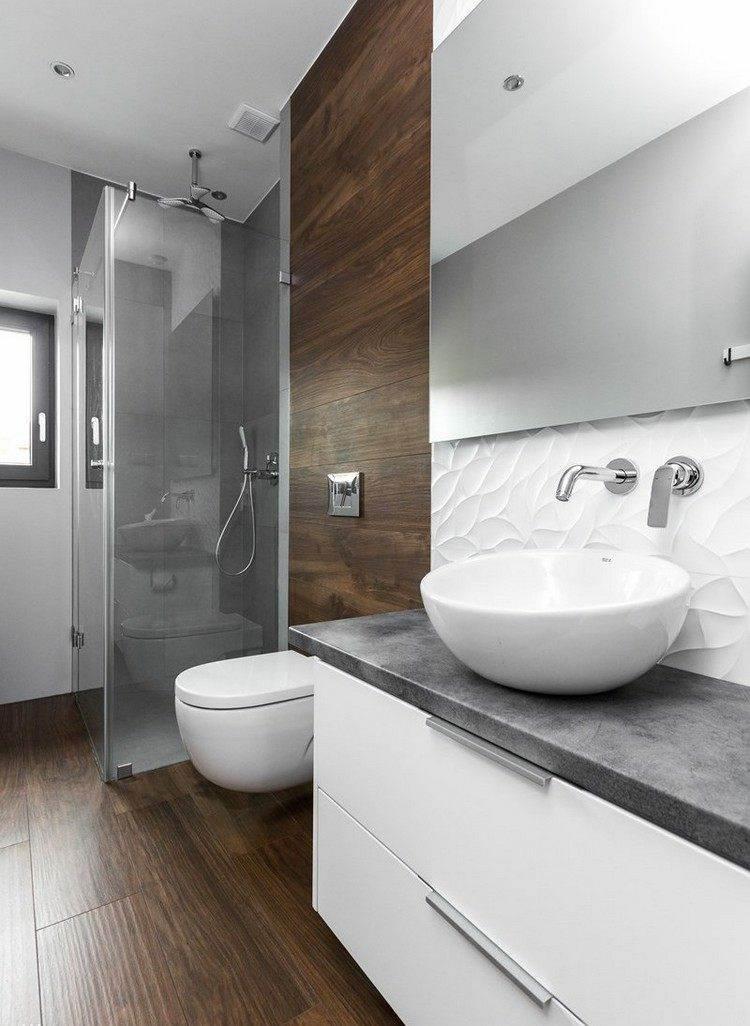 duchas opciones banos pequenos techo critstal ideas