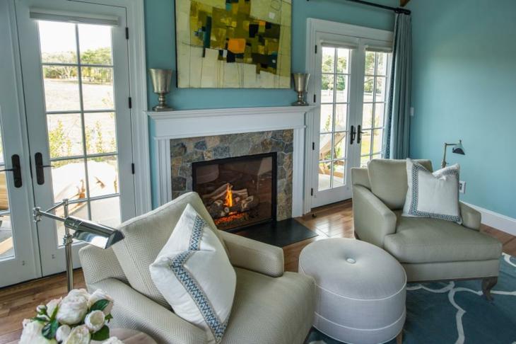 elegantes blancos casa diseños mobiliario