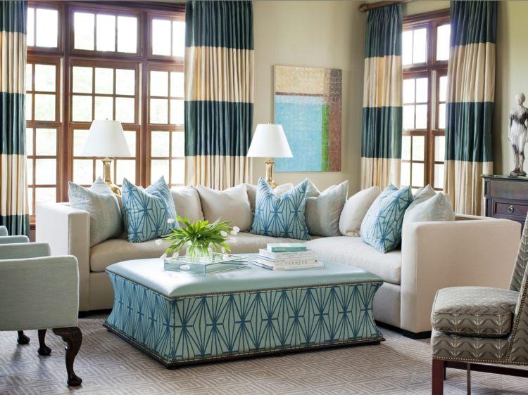 elementos decorativos color turquesa