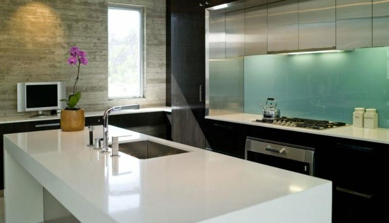 encimera granito diseño moderno