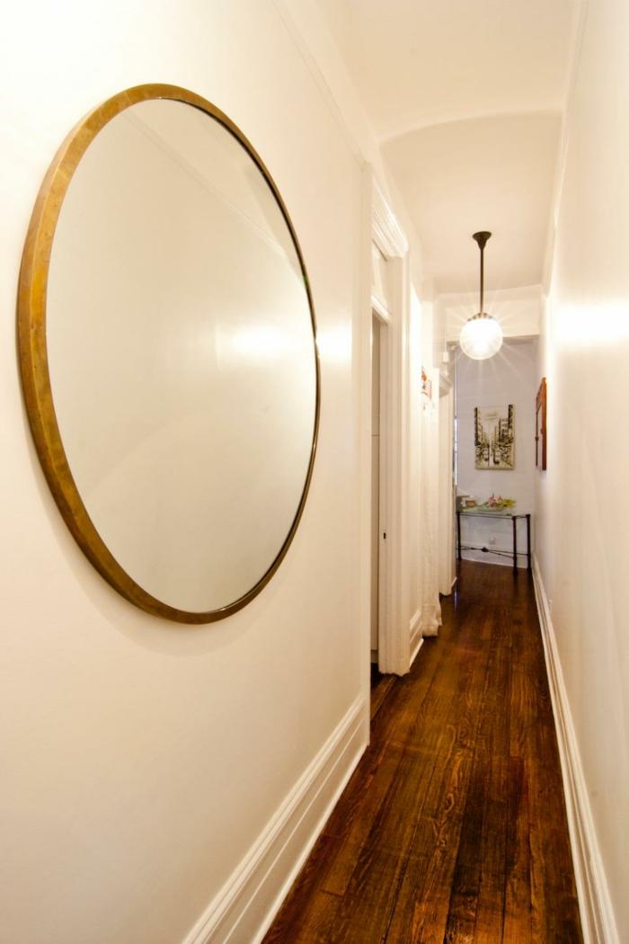 Como decorar pasillos 50 ideas geniales para el hogar for Espejos estrechos