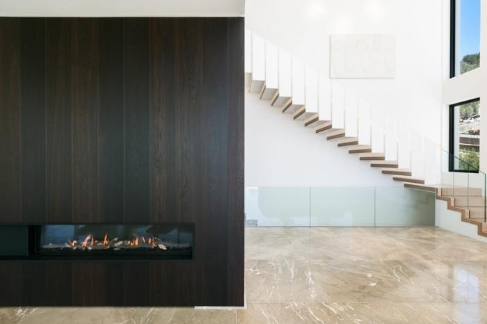 escaleras creatividad pendientes salones vidrios