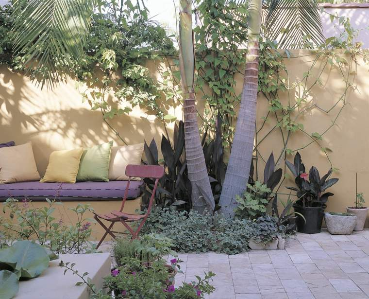 escapadas con encanto opciones jardin pequeno valla alta ideas