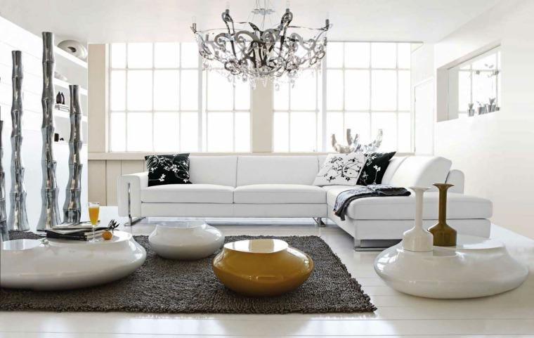 espacio blanco salones preciosos mesas preciosas ideas
