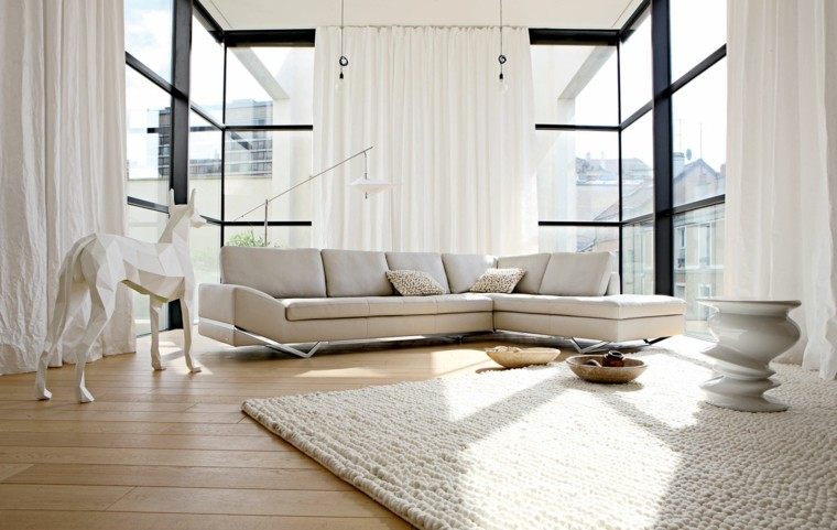 espacio en blanco salones preciosos figura perro ideas