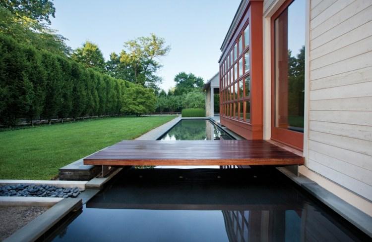 estanque estilo zen estilo
