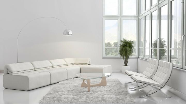 estilos variados salas muebles entornos metales
