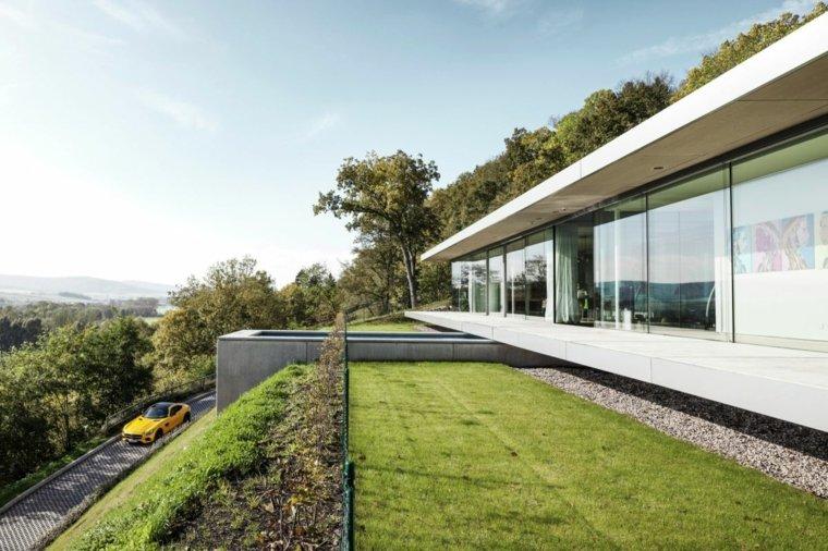 estupenda casa lujosa diseño