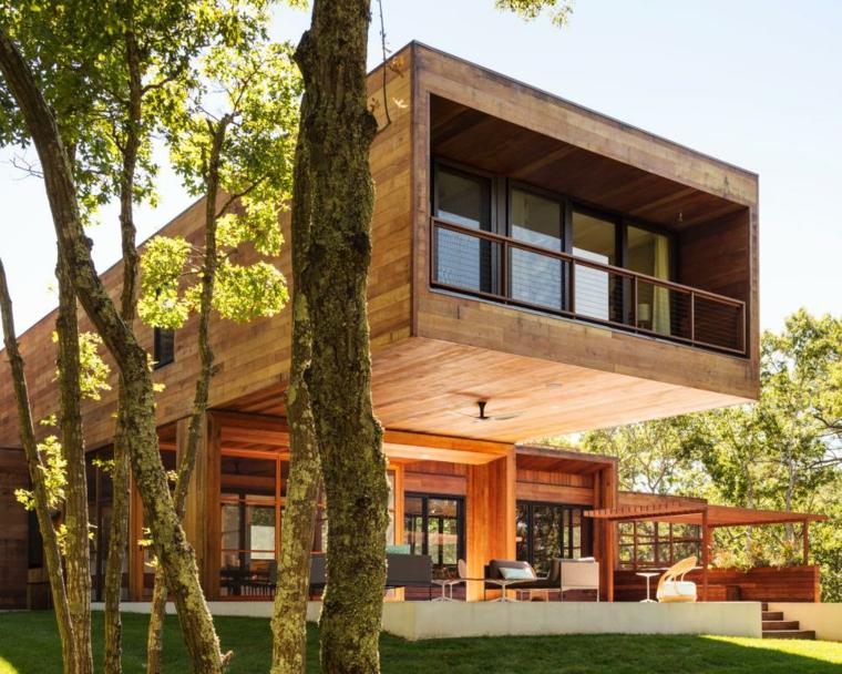estupendo diseño arquitectura moderna