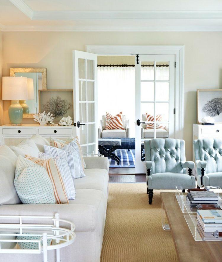 Decoraci n de salones modernos muebles y accesorios - Accesorios decoracion salon ...