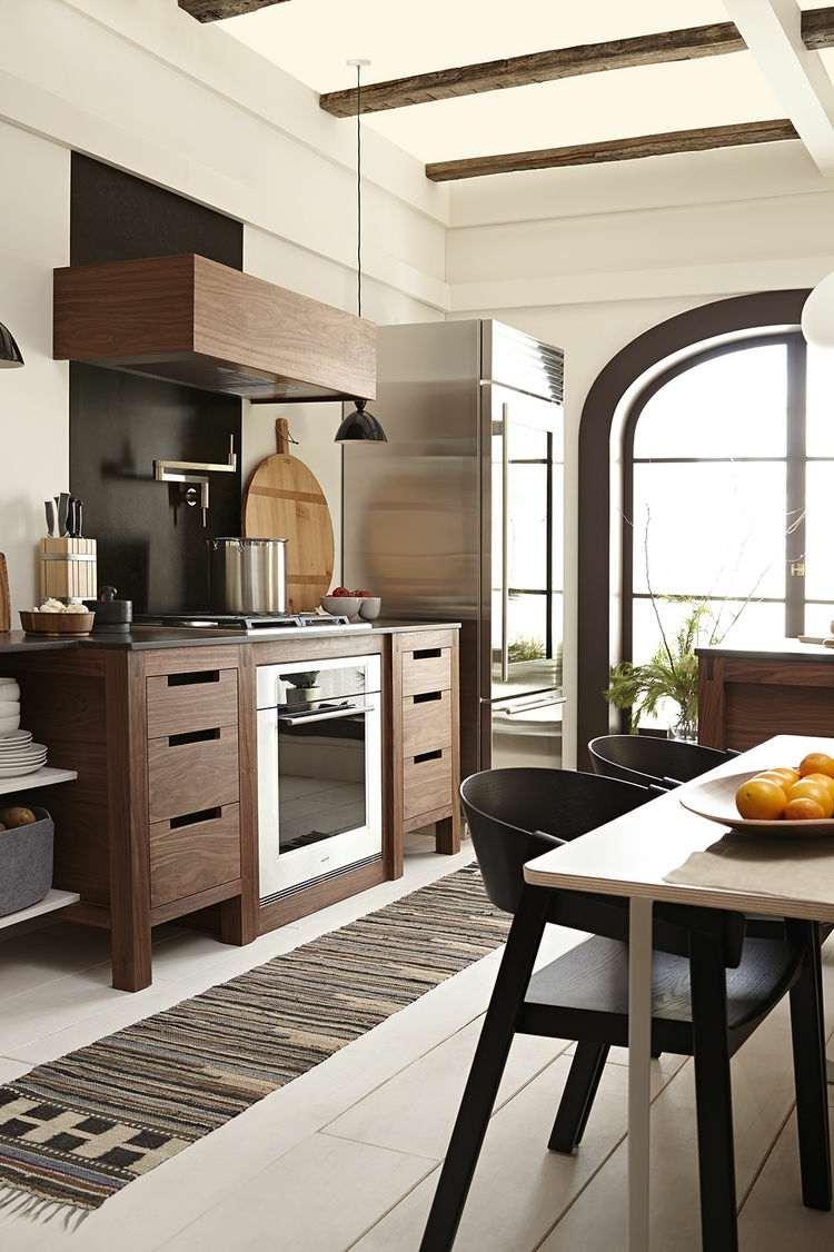 Dise Os Cocinas Peque As Modernas Cincuenta Modelos  ~ Diseños De Cocinas Pequeñas Modernas