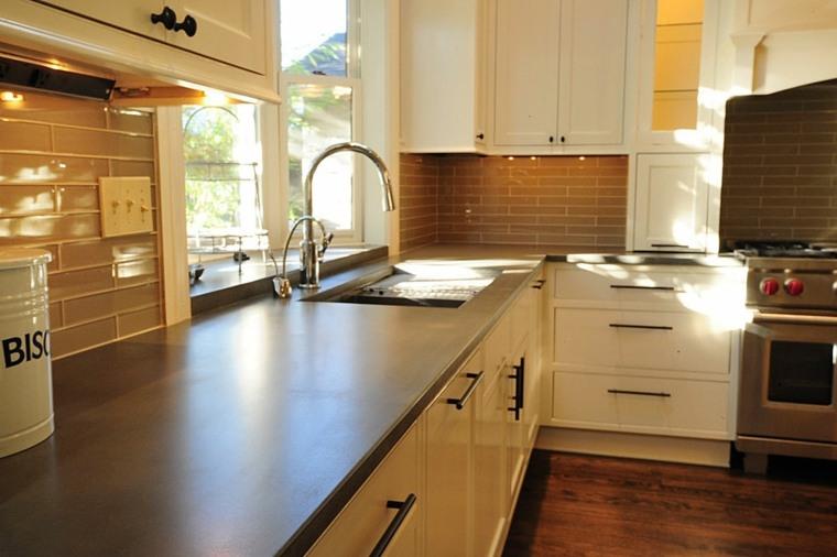 estupenda cocina diseño moderno