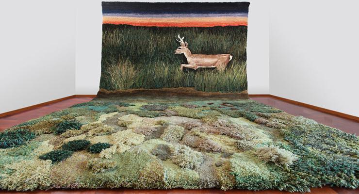 tapices alfombras originales diseños