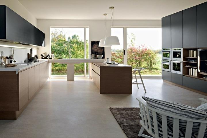 exteriores jardines mueble calido ambientes negro