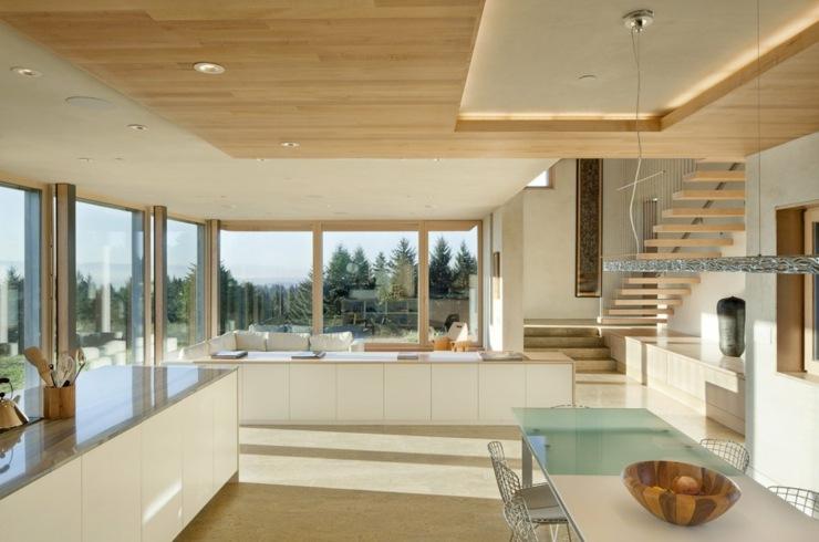Fotos de cocinas americanas, diseños para aprovechar el ...
