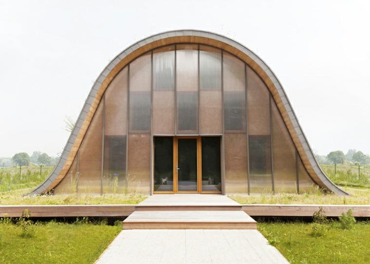 francia original diseño arquitectura moderna