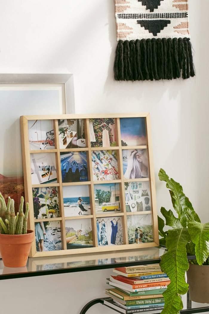 galeria de fotos estilos lineas cuadros cactus