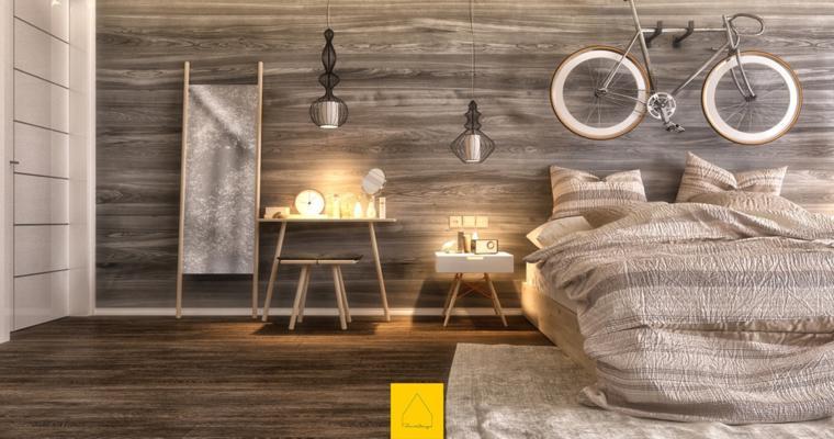 bonito diseño madera clara