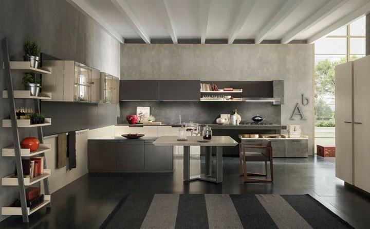 grises colores salones estantes alfombras