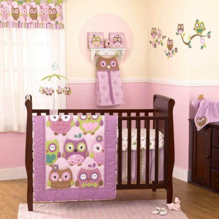 Bedroom Owl Accessories