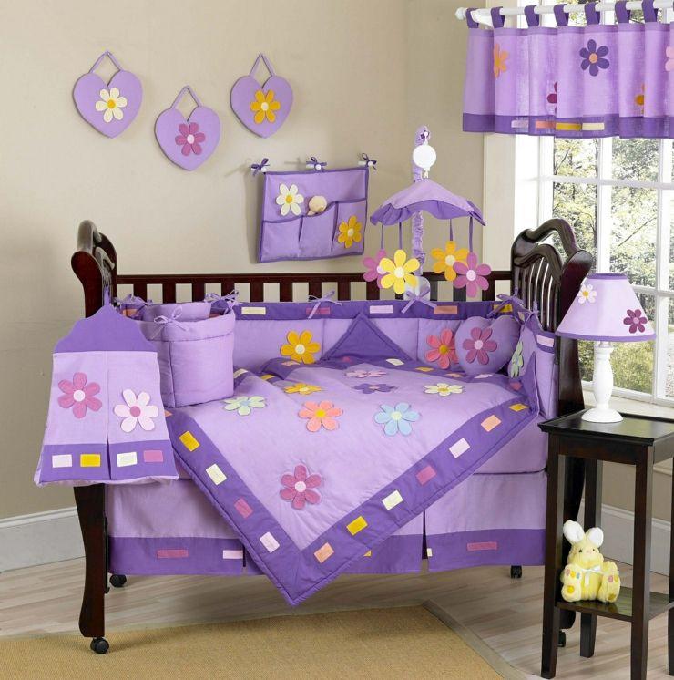 habitacion bebe nia condiciones luminarias ideas cortinas