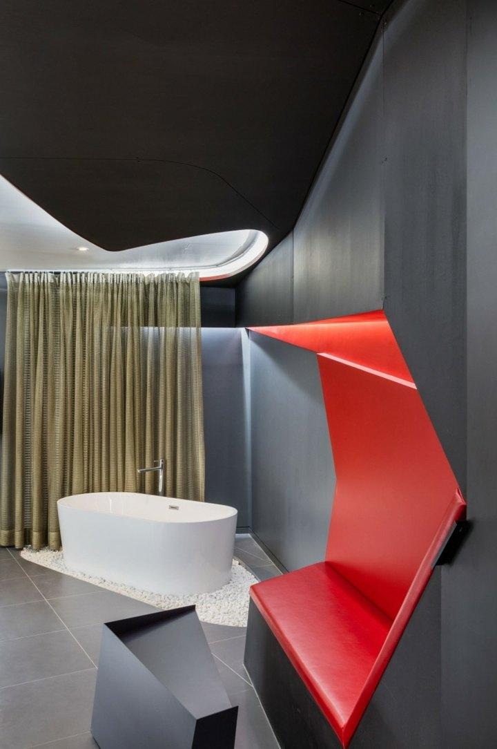 hotel diseño detalles claros ventanas color