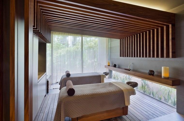 hoteles con encanto diseños listones sillones