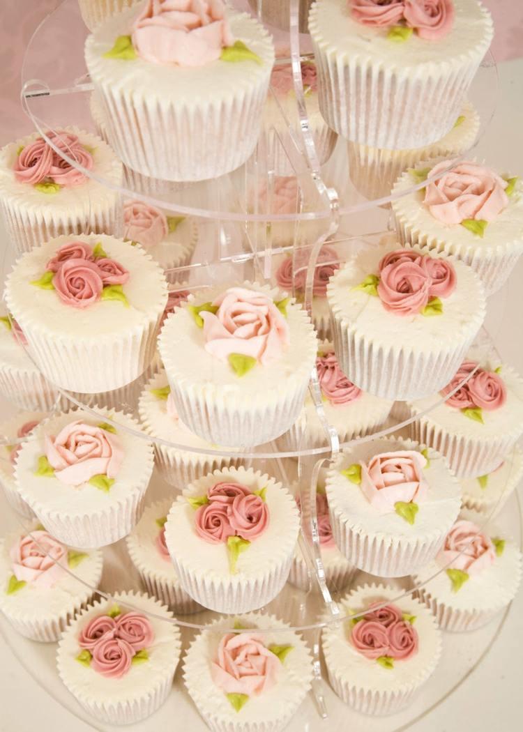 idea pasteles boda vintage