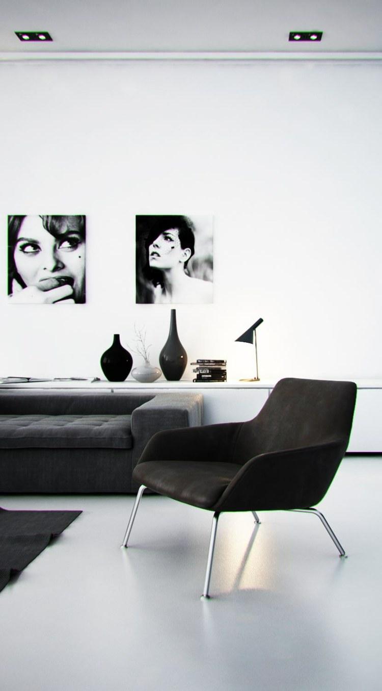 iluminacion diseño bajas lamparas sala sillon