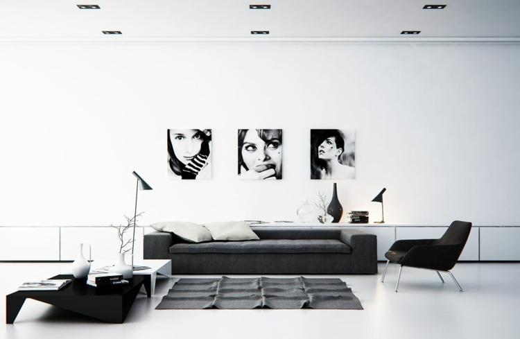 iluminacion diseño elegantes variables grises
