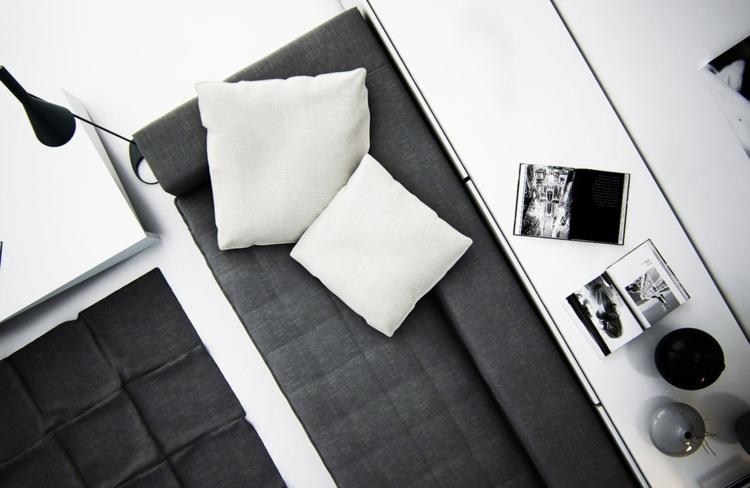 iluminacion diseño grises negros blanco