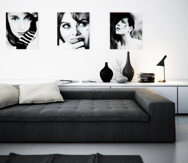 iluminacion diseño negro salones negro