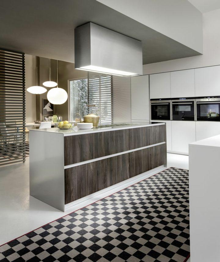 Imagenes cocinas modernas y funcionales que son tendencia for Cocinas 2016 tendencias