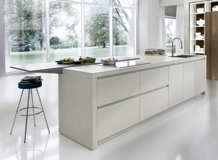 Imagenes cocinas modernas y funcionales que son tendencia - Cocinas modernas ikea ...