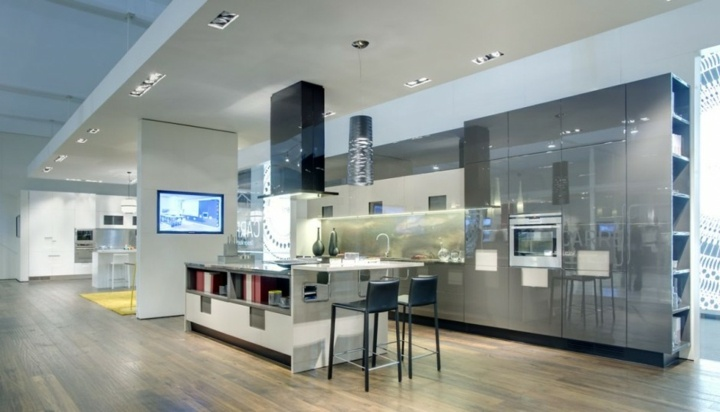 imagenes cocinas modernas luminosas detalles madera