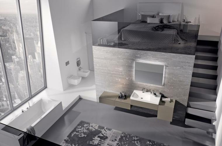 imagenes de banos modernos dormitorio ideas